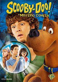 Filme Scooby-Doo: O Mistério Começa Dublado